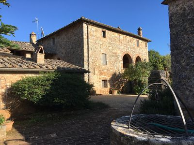 Photo for ROCK CERBAIA - MAGICAL COUNTRY RESORT UNDER THE STARS OF TUSCANY