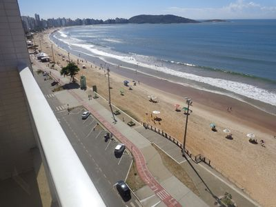 Photo for apt Beira Mar. Luxury, C / 3 bedrooms C / 1suites C / AR, C / 2gar. Balcony w / total vist