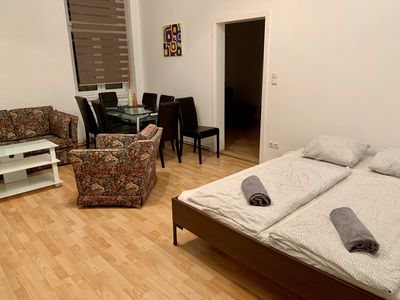 Photo for 2 room apartment near the center