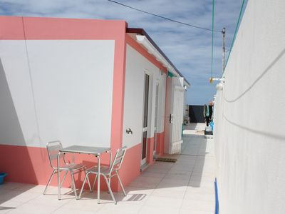 Photo for House in Baleal on the beach with sea view terrace