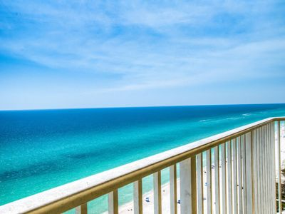 Photo for Fantastic Ocean Front 3 Bd Condo At Boardwalk in Panama City Beach!
