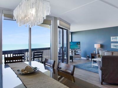 Photo for Sandpiper  #1003: Beachfront 2 Bedroom 2 Bathroom With Spectacular Views and 24 Hour Management