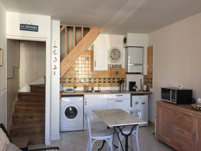 Photo for 1BR Townhome Vacation Rental in Le Tréport, Île-de-France