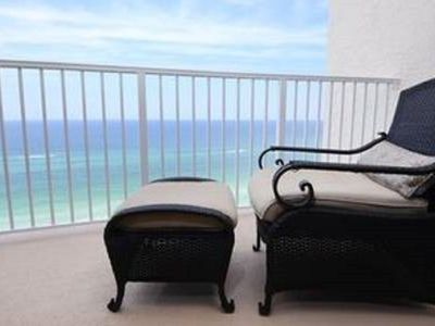 Photo for Gulf front master - awesome views in Panama City Beach!