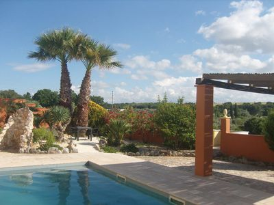 Photo for villa with pool in a quiet site in the country, a few minutes from Ostuni