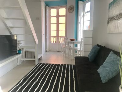 Photo for Incredible and bright duplex in the historic center of Malaga !!