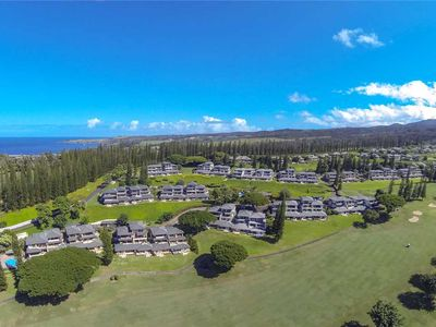 REMODELED! With central A/C! Kapalua Golf Villa 19T4