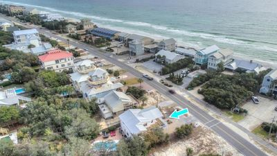 Photo for Beautiful Private Home on 30A~Gulf Views~Private Pool~Beach Access Across Street