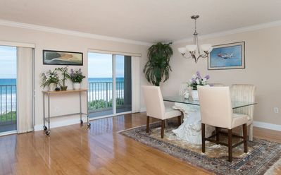Photo for Beautiful Oceanfront  3/2 Condo Indian Harbour Beach