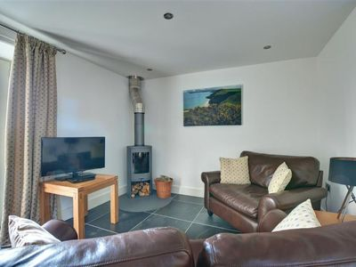 Photo for Apartment Kew in Wadebridge - Padstow - 2 persons, 1 bedrooms
