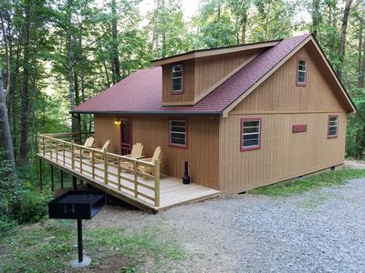 Photo for 2BR Cabin Vacation Rental in Sevierville, Tennessee