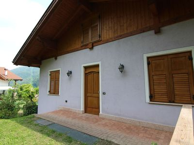 Photo for Accommodati with wellness center, in Val di Sole, only 1km away from the ski bus