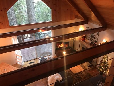 Photo for Storybook Chalet with a Modern Twist - Lake Arrowhead