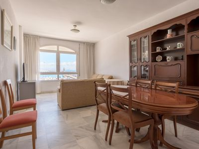 Photo for Seafront holiday apartment Tarifa Spain
