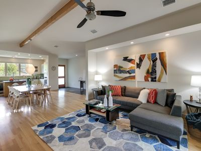 Photo for DOWNTOWN/ZILKER LUXURY HOME! WALK TO ACL!