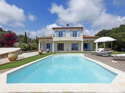 Photo for VILLA JASMIN - Villa for 8 people in Nice