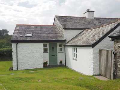 Photo for Beautiful Cottage with Private Garden and access to open moorland