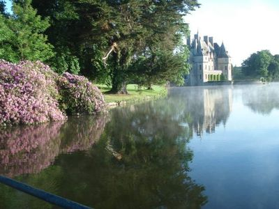 Photo for Domaine de la Bretesche, golf and historic castle