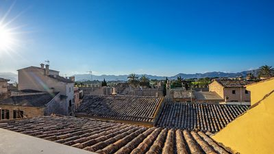 Photo for Three Bedroom House with Town & Mountain Views from the Terrace located in the Centre of Alcudia!