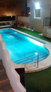 Photo for Able Bodied & Wheelchair Accessible Villa with 12m x 6m Private Pool