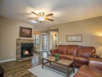 Photo for Nestled in the beautiful Ventana Canyon , resort style freshly remodeled condo.