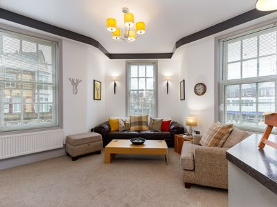 Photo for ⭐️Modern & spacious 1 bed apartment ⭐️ The Old Bank (Charles Alexander Property)