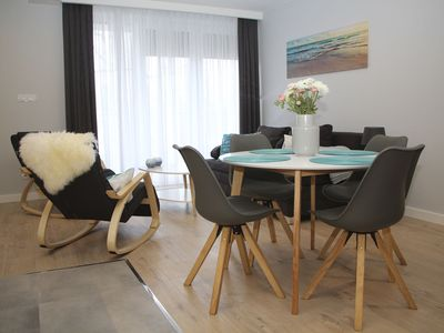 Photo for Luxurious Baltic Sea apartment by the sea
