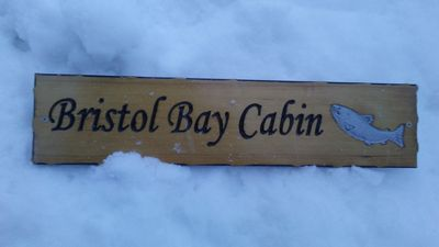 Photo for The Bristol Bay cabin is the perfect getaway to the serene Alaska woods!