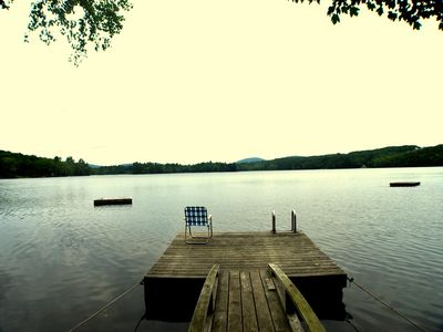 Photo for Loon Cove Escape - Lakeside Cottage Close To Camden, ME