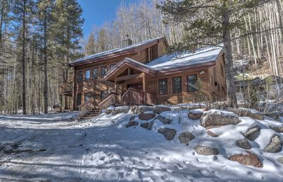 Photo for Ski Getaway 3 Miles From Breck, Great For Large Groups, Sleeps Up To 20