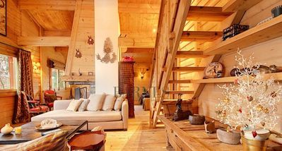 Photo for Exclusive, Charming 4 Bedroom Chalet near Gstaad