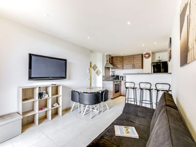 Photo for Apartment Espace Jean Mermoz in Sainte Maxime - 4 persons, 1 bedrooms