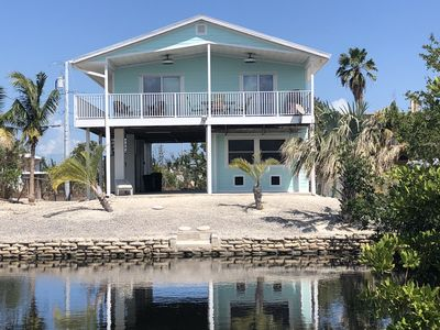 Photo for Big Pine 2/2 ,Water Views and Sunsets Located Oceanside Now rentting 20 seas