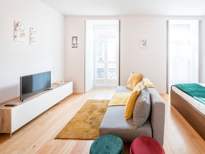 Photo for Casa Chiado - Apartment in the center of Lisbon, with elevator