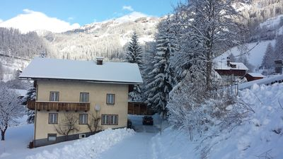 Photo for Our house (self-catering house) stands 2. 5km before Heiligenblut at the foot of Austria