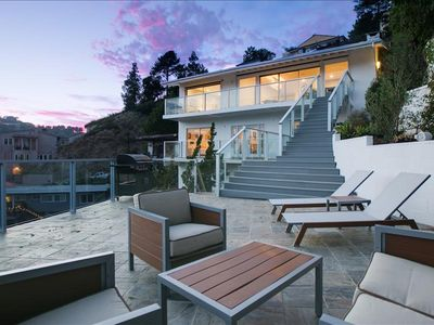 Photo for Laurel Canyon Retreat Overlooking the Hollywood Skyline, Massive Patios