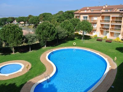 Photo for Duplex apartment in Costa Brava