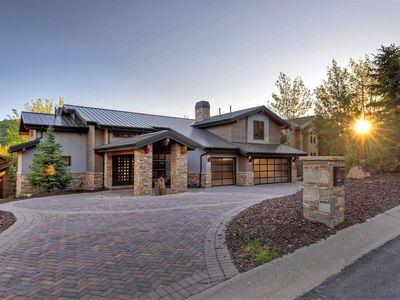 Photo for New Luxury  Deer Valley Home. Three Master suites!