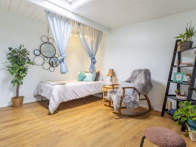 Photo for NEW! ONLY 3-BLOCKS FROM THE  BEACH! Cozy Ocean Beach Studio/Cottage #7!!