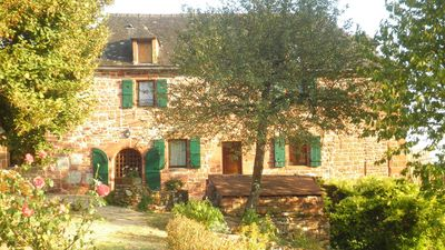 Photo for Hautefort house in Collonges La Rouge 300m from the village South Corrèze
