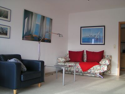 Photo for Apartment in a quiet location just 300m from the Baltic Sea beach