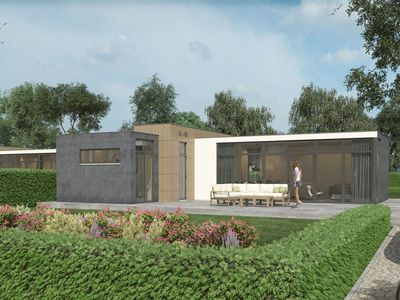 Photo for Modern chalet in a holiday park and the perfect base for trips to the Veluwe