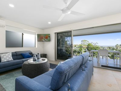 Photo for Breathtaking views across Noosa - Unit 1 Taralla 18 Edgar Bennett Avenue
