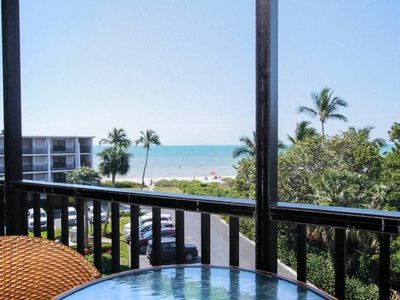 Photo for SUNDIAL B408  ONE BEDROOM BEACHFRONT PLUS  10 % OFF JUNE LAST MINUTE $100+ BEACH RESORT DISCOUNTS