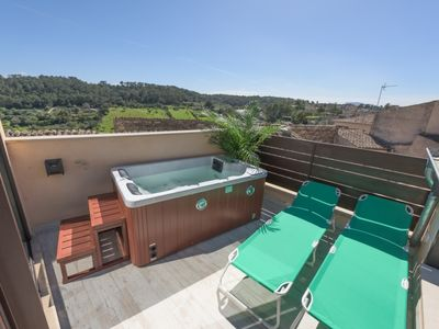 Photo for 2 bedroom Villa, sleeps 4 in Costitx with Air Con and WiFi