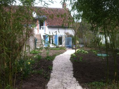 Photo for Typical house in Chaumont sur Loire