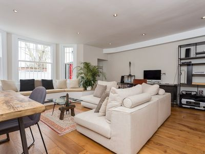 Photo for Notting Hill Flat With Garden