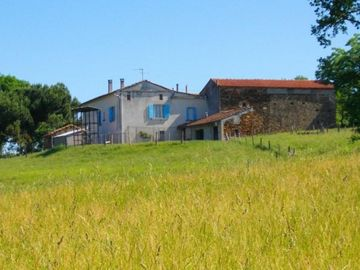 Gite Pampelonne, 3 bedrooms, 6 persons