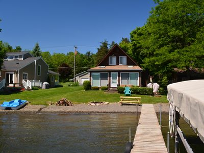 Photo for Honeoye Lake Is Very Family Friendly.  It Is A Very Popular Fishing Spot.