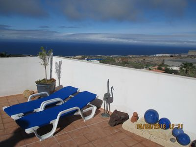 Photo for Fantastic penthouse apartment with 70 sqm roof terrace for sole use